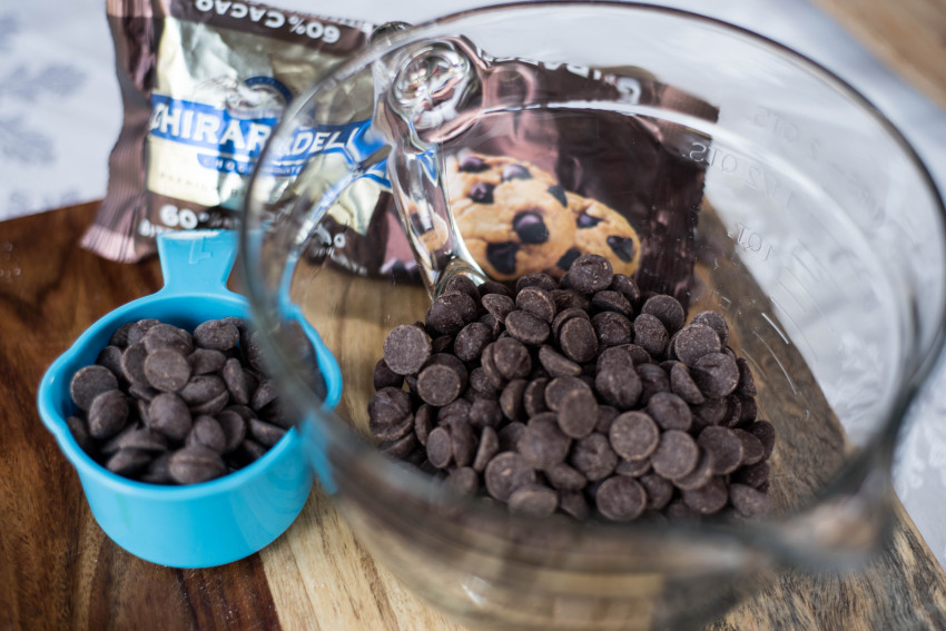 Chocolate Drops Ghiradelli