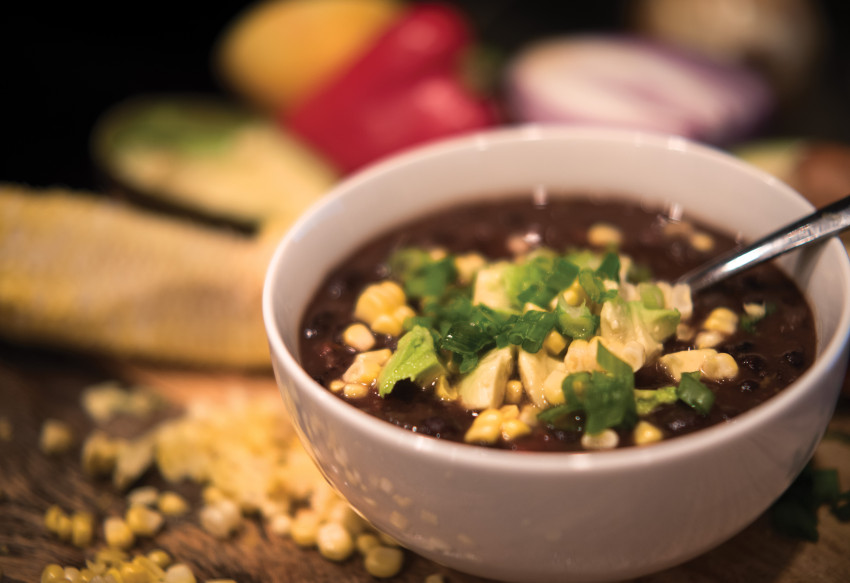 Black Bean Soup Beauty Shot 2