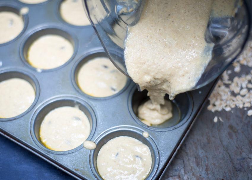 Banana Split Muffins 5