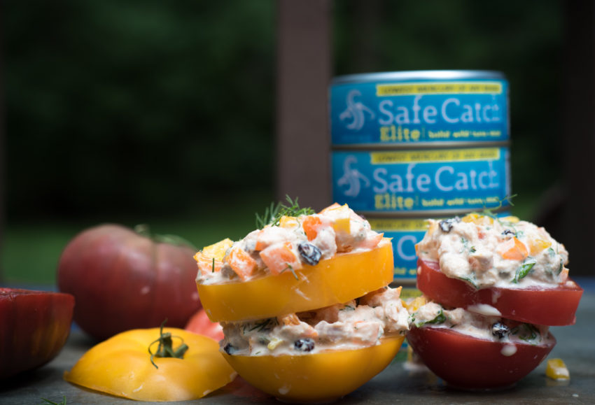 Tuna Salad Safe Catch 1