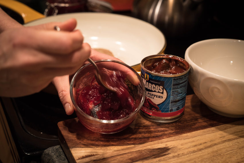 cranberry-sauce-mixed-with-chipotle